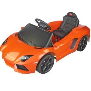homcom - Original Lizenz Lamborghini im Kinderauto Test
