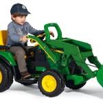Kindertraktor Vergleich