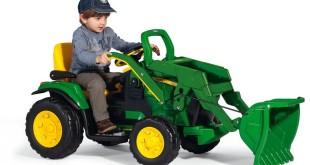 Kindertraktor Mit Motor