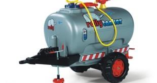 Rolly toys anhänger Tanker