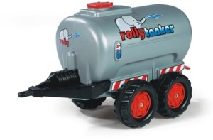 Rolly toys anhänger Taner fendt silber