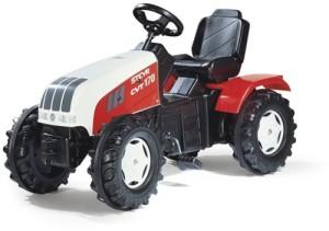 Der Rolly Toys Traktor - Steyer CVT