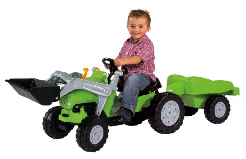 BIG-800056525-Jimmy-Loader-Trailer-Kindertraktor-grn-0-2