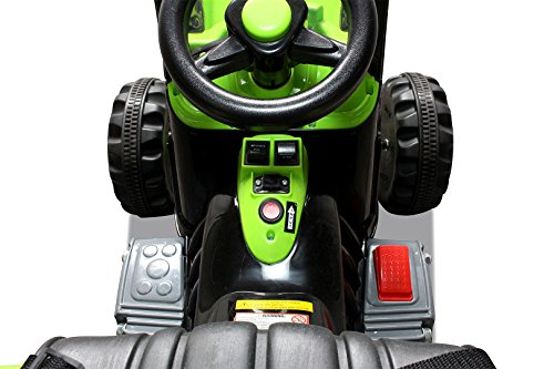 Kinder-Radlader-JS328C-2-x-25-Watt-Motor-Elektro-Lader-Kinderauto-Kinderfahrzeug-grn-0-3