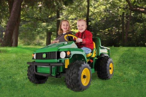 Peg-Perego-JOHN-DEERE-GATOR-HPX-4x2-Elektro-Kinderfahrzeug-12V-0-1