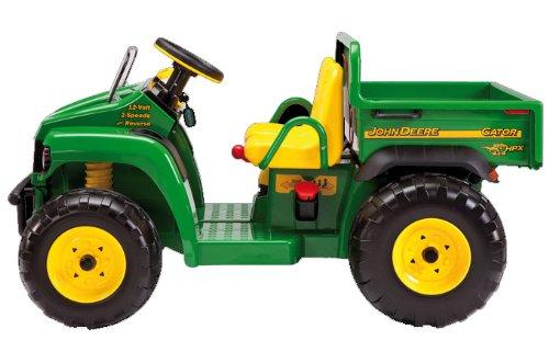 Peg-Perego-JOHN-DEERE-GATOR-HPX-4x2-Elektro-Kinderfahrzeug-12V-0