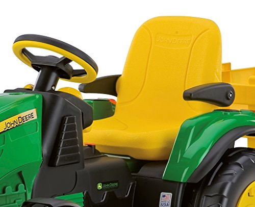 Peg-Perego-John-Deere-Ground-Force-inkl-Anhnger-12V-IGOR0047-0-2